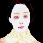 A pale woman