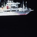 船、さようなら