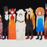 2014_no.31 田中千智「いつかのために」[For Someday]2014、8M、27.3×45.5 cm、Bookuoka2014ブックオカ2014特製文庫カバー、2014Xmas