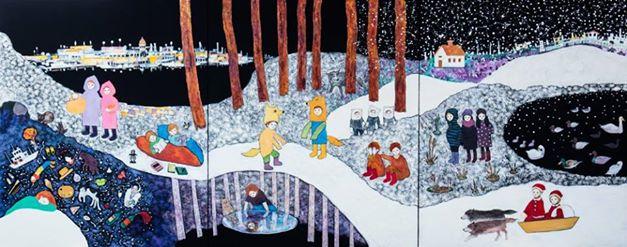 巡る季節と世界の夢_秋と冬